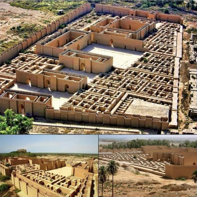 العراق تاريخ الحضارات