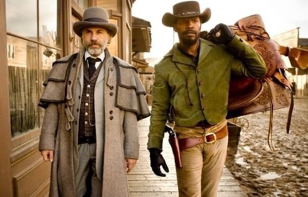 """"""" الهزيمة للشجعان فقط يا صديقي ، الجبناء لا يخوضون المعارك أصلاً ! """" Django Unchained 2012 #اقتباسات_سينمائية"""