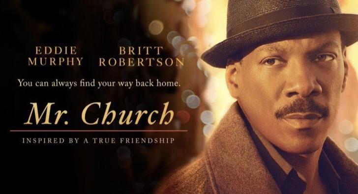 مستر church , من اروع الافلام التي شاهدتها - القصة في التعليق 👇